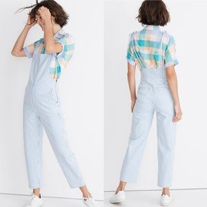 Madewell Overalls, New